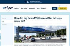Toll barriers have been scrapped on the notorious M50 - read up on barrier-free tolling and avoid penalties.