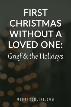 Experiencing grief during the holidays is hard on anyone. While the grief is difficult during these traditional times, there are still ways your loved ones can be honored this Christmas 🎄