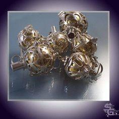 From #bali  with #Love www.secretgardengems.net Sterling SIlver Jewelry #Pendants  #Sylink