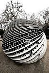 fibreC by Rieder - [C]SPACE pavilion London - Opening