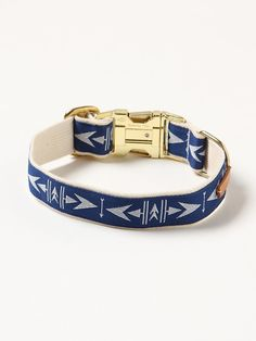 Grey Paw Arrowhead Dog Collar at Free People Clothing Boutique