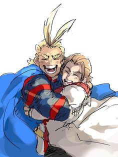 98 Best All Might x David images in 2019   Fantasy