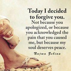 Forgive You