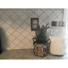 """You'll love the Retro Lantern 2.87"""" x 3.06"""" Porcelain Mosaic Tile in Glossy White at Wayfair - Great Deals on all Home Improvement  products with Free Shipping on most stuff, even the big stuff."""