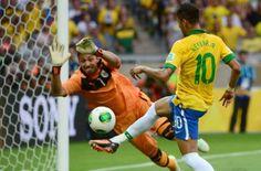 Brasil vs Uruguay: miden fuerzas por Eliminatorias Russia 2018.Mar 25, 2016