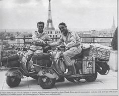 In Paris, 50's Lammies