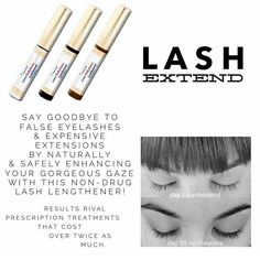 Did you know we have a lash extend?? It works amazingly well for less than half the price of other brands. You can also use it to grow your brows!! What? I'm ordering myself one if anyone wants to try it. Risk free! Money back if you don't like it. . . . . . . . #lashextensions #lashextend #senegencelashes #lipsense #makeup #healthylashes #grow #love #eyelashes #makeup #mascara http://ameritrustshield.com/ipost/1547357964687861462/?code=BV5Ud7hl2bW