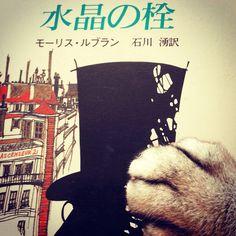 【新入荷】モーリス・ルブランの「水晶の栓」を入荷しました。汚職の証拠品をにぎり、それによって政治を牛耳っているドーブレック。ルパンはその証拠品を奪うため立ち上がる。シリーズの中でも名作と言われている作品を、ぜひ古書店Bookshop Rockyでお求めください。-- #buy #today #love #shop #book #bookclub #used #cat #古本 #にゃんこ #ねこ #ほん #かわいい #だいすき #古書店 #本 #お知らせ #読書 #ミステリー