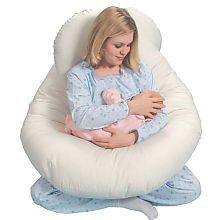 Leachco Back N' Belly Contoured Body Pillow