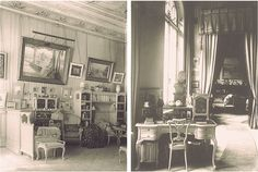 The Mauve Room - Alexander Palace, Tsarskoe Selo