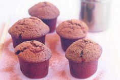 Cherry Ripe mud cakes