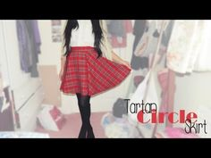 Happy holidays!! This is my present to you all, hope you'll enjoy :)  For once I was actually thrilled of how it has turned out as it's my first time making a circle skirt!    Lemme know what you think by commenting below :3  ~Mannie    Material:   ☆ Tartan fabric (at least 1m)  ☆ Zipper  ☆ Sewing essentials  ☆ Paper for pattern    Background Music:  Urban Z...