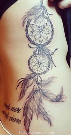 tattoo dreamcatcher idea tattoos art design style girls picture image http://www.tattoo-designiart.com/tattoos-designs-for-girls/dream-catcher-tattoo-design-13/