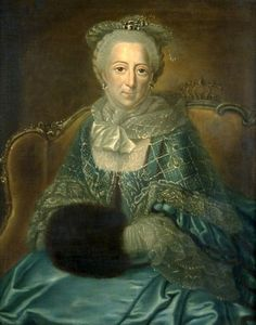 Philippine Charlotte of Prussia Duchess consort of Brunswick-Wolfenbüttel Margrave, Germany And Prussia, Female Painters, Frederick William, Herzog, Historical Clothing, Great Britain, Norway, Anna