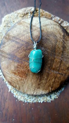 Check out this item in my Etsy shop https://www.etsy.com/listing/471826923/amazonite-pendant-amazonite-necklace