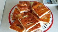 probeer deze appelcarrees eens. lekker met kaneel appeljes en gebakken van miscovisch meel
