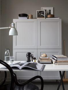 work spage beauty / Pella Hedeby, Livet Hemma IKEA.