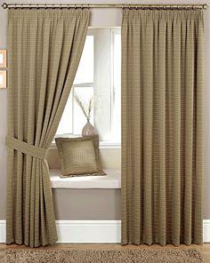 Marlowe Lined Curtain