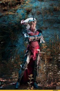 cosplay,Игры,Dragon Age,Флемет