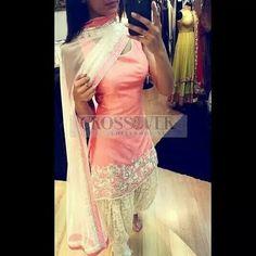pink punjabi suit