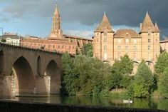 Places to see in ( Montauban - France ) Pont Vieux Toulouse, Aquitaine, Canal Du Midi, France, World Traveler, Day Trips, Barcelona Cathedral, Places To See, Road Trip