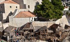 Robin Hood set in #Dubrovnik nears completion #movienews #robinhood