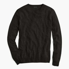 J.Crew Lightweight Italian Cashmere Crewneck Sweater ($198.00)