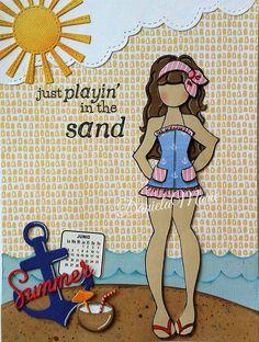 June journal page. <3 By Daniela Alvarado.
