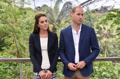 Prince William and Kate Middleton's Latest Outing Includes a Very Creepy Toy Dinosaur