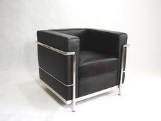 Sillón Grand Confort | 1928 Le Corbusier, Jeanneret y Perriand