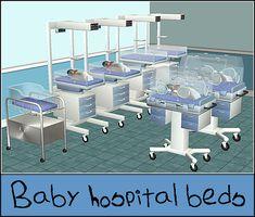 Nursery and NICU beds