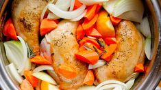 Pot Roasted Chicken Recipe | Fresh Tastes Blog | PBS Food