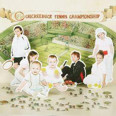 Chickeeduck Tennis Championships, Photography Illustration, Graphic Design, Visual Communication