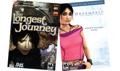 The Longest Journey & Dreamfall: The Longest Journey