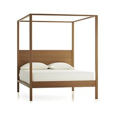 Osborn4PosterBed Something like this and upholster the headboard?!