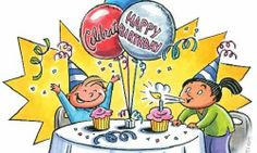 Wish your friends Happy Birthday in Various Different Languages