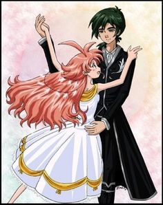 Princess Tutu, Duck and Fakir