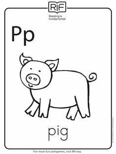 Printable Alphabet Coloring Pages | Printable alphabet, Forget and ...