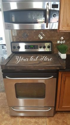 Gas Stove Cover Tray, Wooden Tray For Stove Top, Stove Cover Tray, Wood Stove Tray with Burners Fresh Farmhouse, Farmhouse Kitchen Decor, Clean Gas Stove Top, Wooden Stove Top Covers, Stove Covers, Kitchen Upgrades, Food Preparation, No Cook Meals, Kitchen Remodel