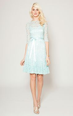 Baby Blue Cocktail Dresses