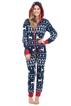 Have you always wanted a super comfy Christmas onesie? Tipsy Elves has you cover with a variety of amazing onesies.