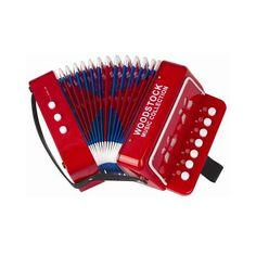 Have to have it. Woodstock Percussion Kids Accordion $29.99