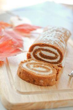 Pumpkin Cream Roll