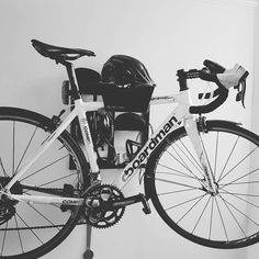 The Smart Way to Hang your Bike and Cycling Stuff on the Wall, Like Mark.  Steel, Carbon, Sloping, Oversized   #bikestorage #wallmount #velo #specialize... - Artivelo - Google+