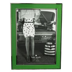 kate spade new york Chambers Bay Green 5x7 Frame #VonMaur