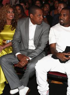 de5e25fd2ce The Carters Address Their Rumored Kanye Beef On