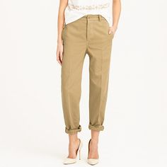 J.Crew+-+Pre-order+Broken-in+boyfriend+chino