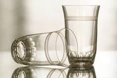 ART DECO GLASS SET cut and frosted crystal, 1s third of the 20th century, Bohemia, 6 pcs, 90 EUR  ART DECO SADA SKLENIC 1. třetina 20. století, Čechy, 6 kusů, 2.400 Art Deco Glass, Antiques For Sale, Frost, Third, Crystals, Bohemia, Crystal, Crystals Minerals