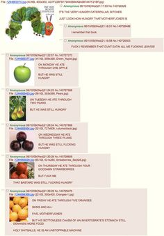 Your favorite childhood story, retold by 4chan.