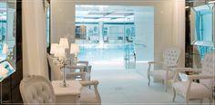 Spa d'hôtel à Paris - Le Spa My Blend by Clarins / Spa d'hôtel de #luxe